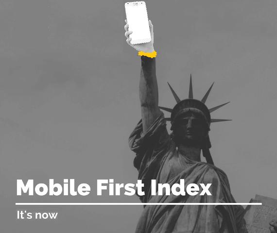 Mobile First Index: cambia l'indicizzazione dei risultati di ricerca
